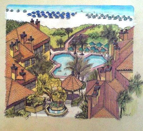 Danae Designs Renderings Marco Island
