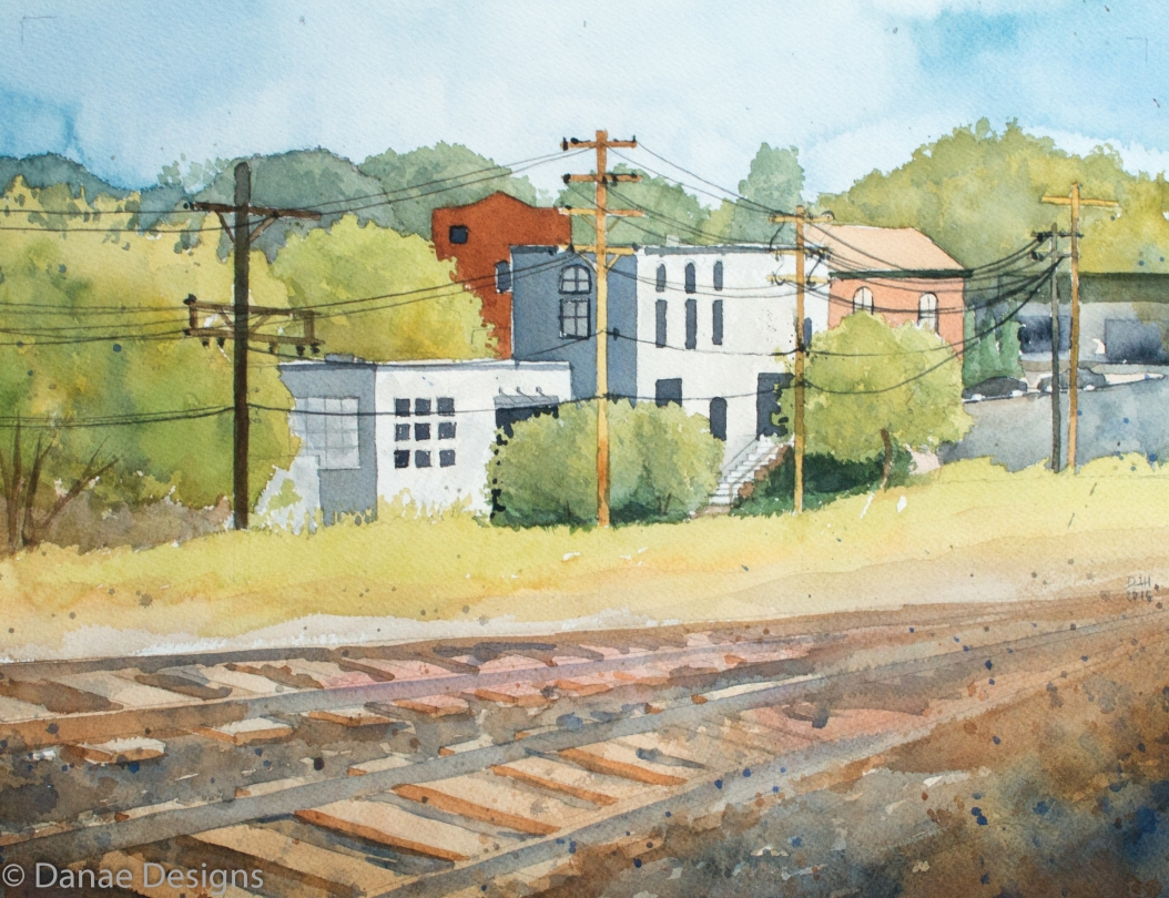 danae-designs-plein-air-watercolor-webster-groves-paint-out
